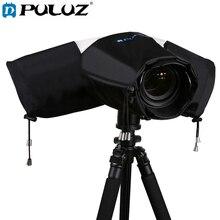 Puluz Универсальный Профессиональный Камера Водонепроницаемый непромокаемые пыленепроницаемый дождевик Пальто сумка протектор для Nikon Canon Зеркальные фотокамеры
