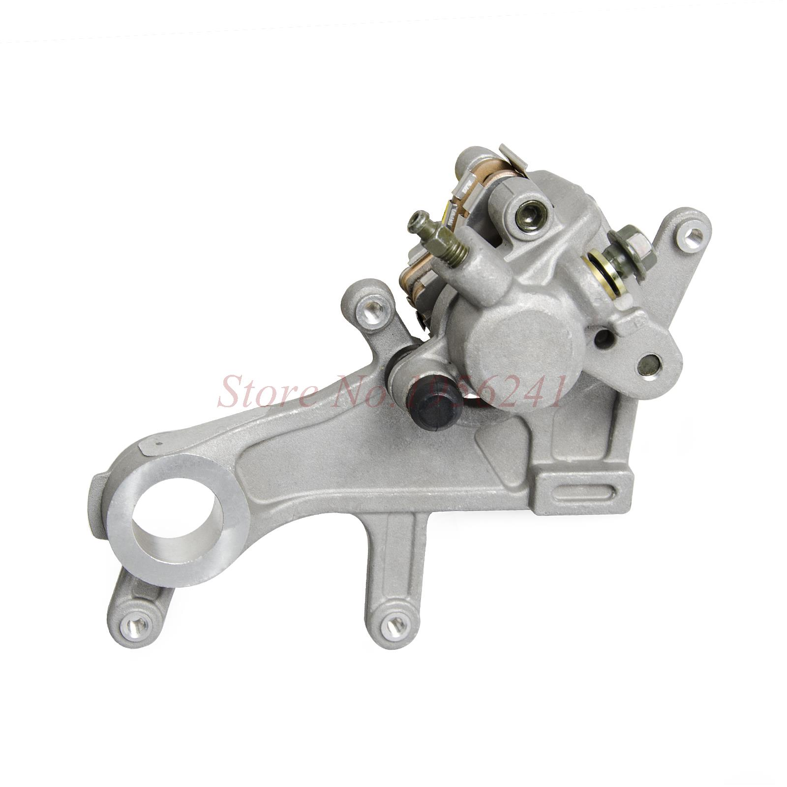 Motorcycle Rear Brake Caliper For Honda CRF450R 2002-2016 CRF450X 2005 2006 & 2008 2009 & 2012-2016 CRF 450 X R