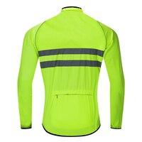Men Lightweight Windbreaker Long sleeved Waterproof Cycling Motorcycle Wind Jacket ASD88
