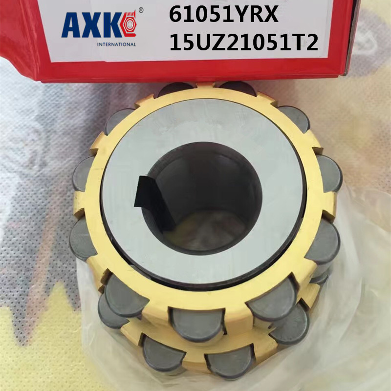 2018 Real Top Fashion Steel Rolamentos Thrust Bearing Axk Ntn Overall Bearing 15uz21051t2 Px1 61051yrx 2017 rushed promotion steel rolamentos ntn single row bearing 6102529 yrx