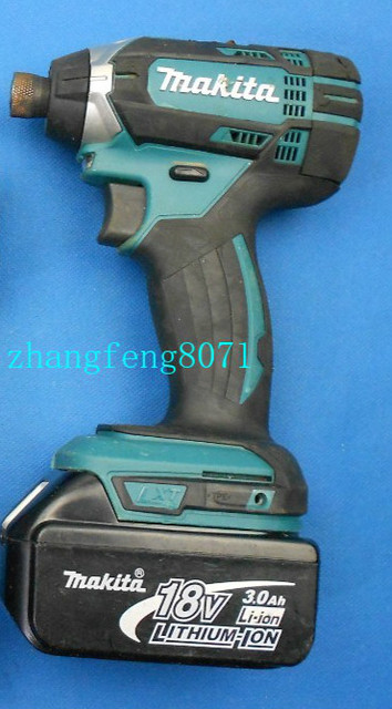 Makita 18v New Four Brush Electric Drill V Aberdeen Impact Wrench Used Products