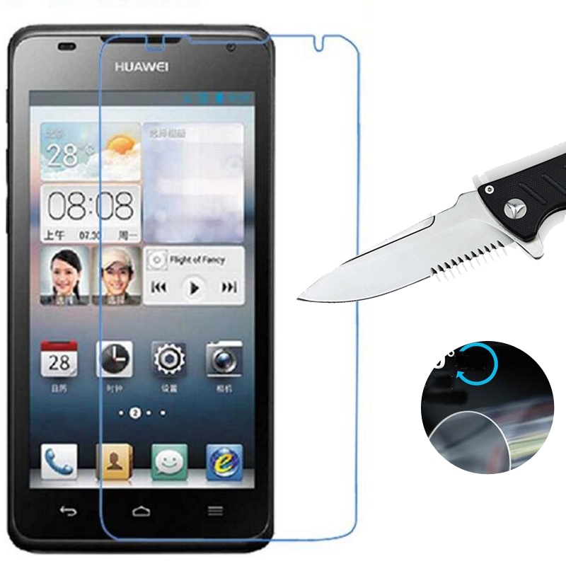 Nano Explosion-proof Soft Clear Screen Protector for MegaFon