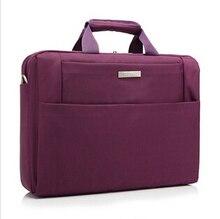 High Quality 15.6inch Men's Women's Shoulder Messenger Business Laptop Briefcase Bag Handbag
