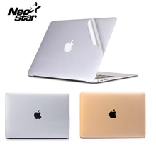 Full body Vinyl Skin Cover Protector Sticker for Macbook Guard Case Bottom Cover for Macbook Air 11 13 Pro 13 15 Retine 12 13 15