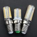 2017 Mini E14 led corn lamp 48 64 104 led SMD3014 Mini led corn bulb for Pendant light High power led bombillas for Chandelier