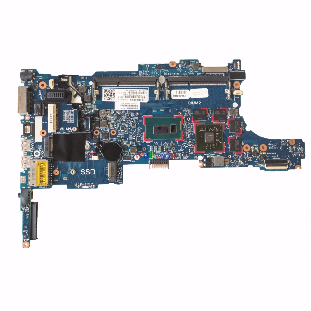 Diligent Sheli For Hp Probook 840 850 G1 Laptop Motherboard W/ I5-4300u Cpu 747073-601 6050a2559101-mb-a02 Ddr3 Test Oke Laptop Accessories Laptop Motherboard