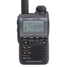 General walkie talkie for YAESU VX-3R Dual-Band 140-174 / 420-470 MHz FM Ham Two way Radio Transceiver yaesu vx3r walkie talkie