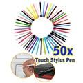 50 unids Color Touch Stylus Pen Para PC Para Nintendo DS Lite