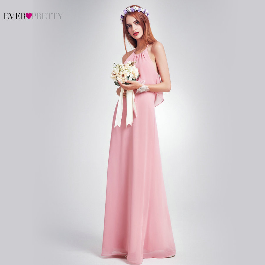 Compare prices on long bridesmaid dress chiffon online shopping bridesmaid dresses ever pretty ep07130 long chiffon bridesmaid dresses spaghetti straps ruffles collections 2017 new arrivals ombrellifo Image collections