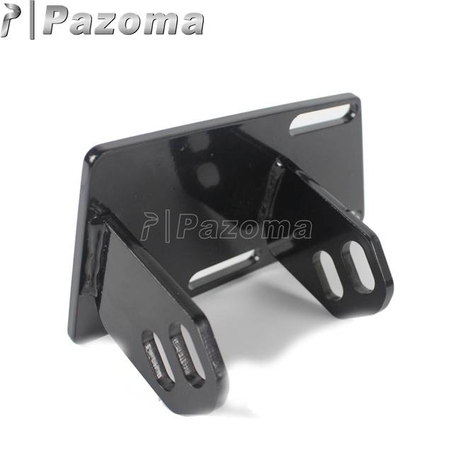 US $50 51 5% OFF|Steel Adjustable Swap Motorcycle Engine Mounting Brackets  for Chevy Blazer S10 GMC Jimmy Sonoma Oldsmobile Brava S15 2WD -in Covers &