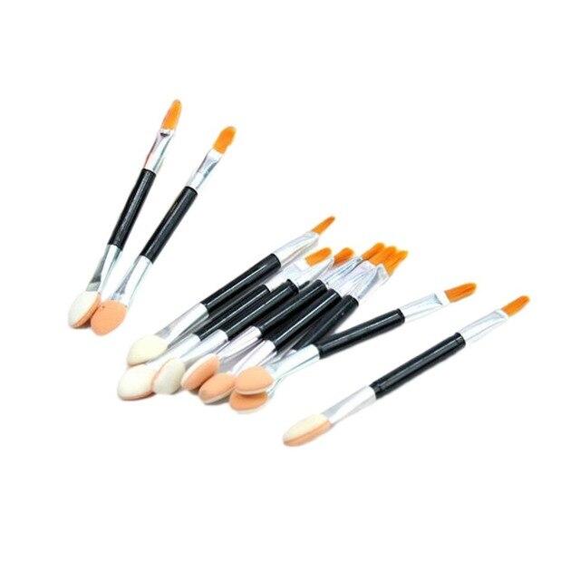 10 Pcs/Set New Style Double Eye Shadow Brush Drop