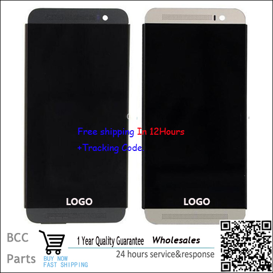 100% Original NEW For HTC One M8 M8S E8 M8Sd Sw Sd LCD disply+Touch screen Panel Digitizer+frame free shipping+best quality