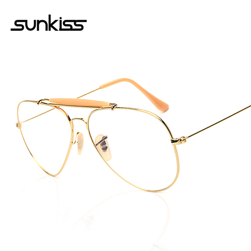 SUNKISS Brand New Sunglasses 2017 Metal Frame Double ...