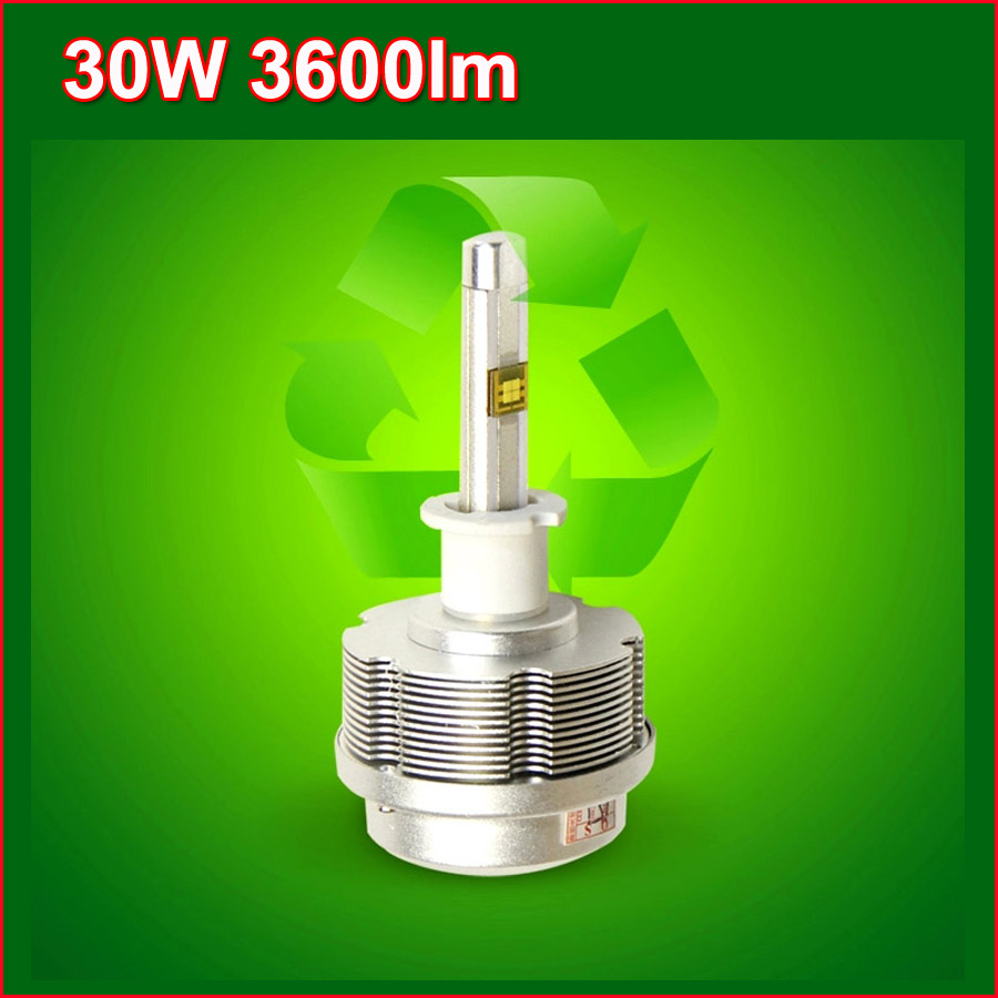 ФОТО auto headlamp Gen 2S auto LED Headlight kit CREE H1 H3 H7 H8 h9 h11 H10 HB3 9006 HB4 9012 9005 LED Headlight 30W 3600LM Kit
