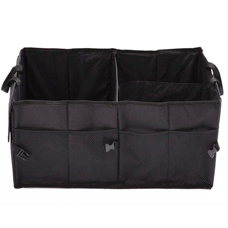 Car trunk storage bag folding truck storage box FOR hyundai vw gol ford passat b6 fiat stilo jeep compass 2018 peugeot 208