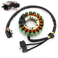 Motorcycle generator For SUZUKI DR350 DR350S 1990-1999 Motorcycle Stator  Scooter Moped ATV Free shipping