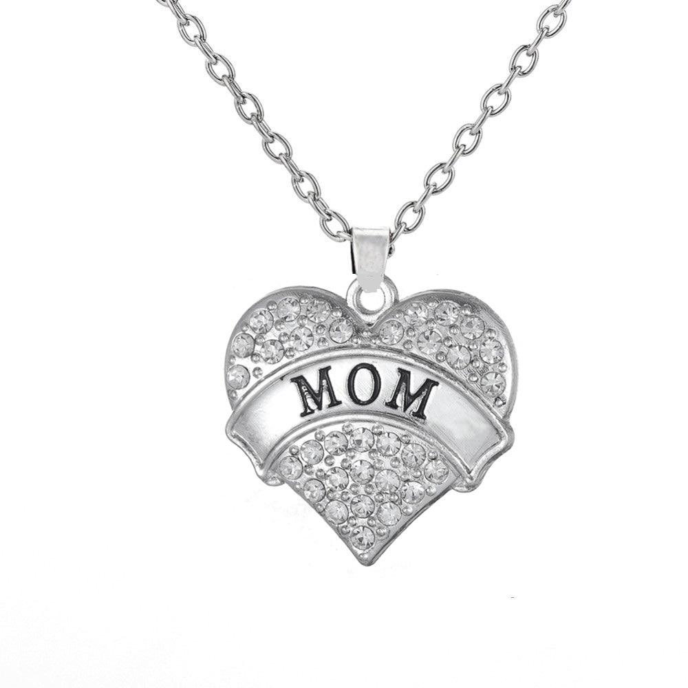 мама и дочь ожерелье