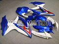 For Suzuki GSXR 600/750 2008 2009 2010 ABS Plastic Fairing Injection Bodywork Kit C1