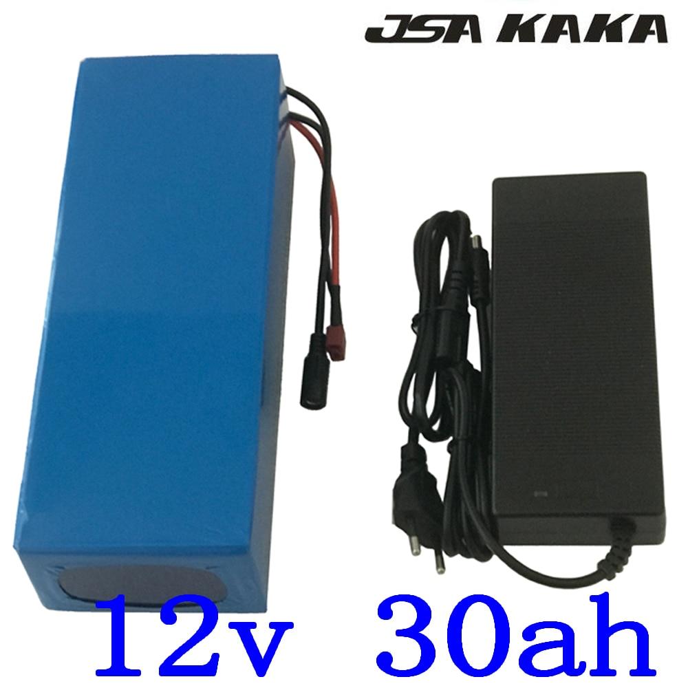 Paquet de batterie au Lithium de haute puissance de 12 V 30Ah 3S12P 11.1 V 12.6 V pour la voiture de tourisme de réverbère solaire de lampe de xénon d'inverseur Etc.