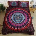 BeddingOutlet Bohemia Folk-custom 3pcs Bedding Set 3D Three Sets Multiple Choice Comforter Bedding Sets DIY Home Textile D