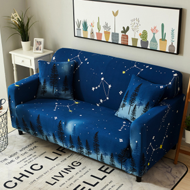 Starry Sky Sofa Covers All Inclusive