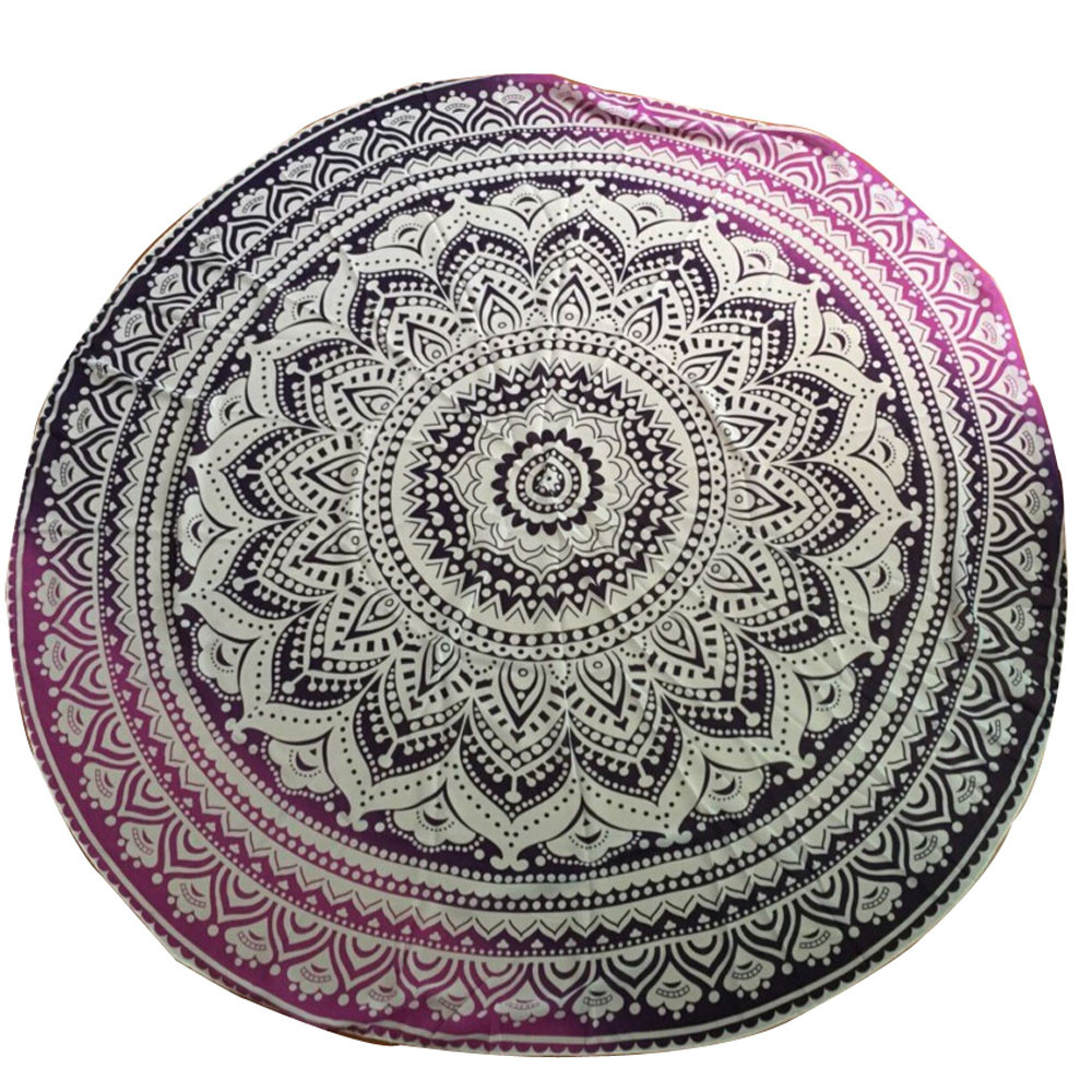 # Vestido 2017 Round Beach Sexy Bohemian Casual Pool Shower Towel Blanket Table Cloth Loose Mat Summer Ladies tops17