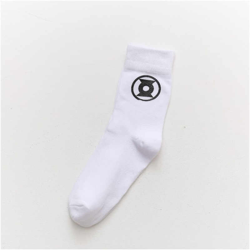 b7bf00d82789 ... Avenger Alliance Sign Pattern Man Business Cotton happy Socks Funny  Solid Color Casual Male Dress Sock