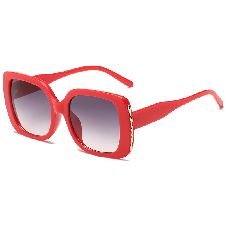 D color Unisex Da C Big color B Festival Vintage De Donne color Retro A color color Colorati Oculos Femme Lunette E color Color Soleil Quadrato Occhiali Sole F G Ovesized Mism 4BqdS4