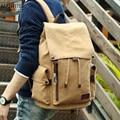 MANFITER New Mens Canvas Backpack Travel Schoolbag Male Backpack Men Large Capacity Rucksack Shoulder School Bag Mochila Escolar