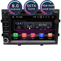 Roadlover Android 8.0 Car DVD Automotive Player For Chevrolet Cobalt Spin Onix 2012 Stereo GPS Navigation Magnitol 2 Din Radio