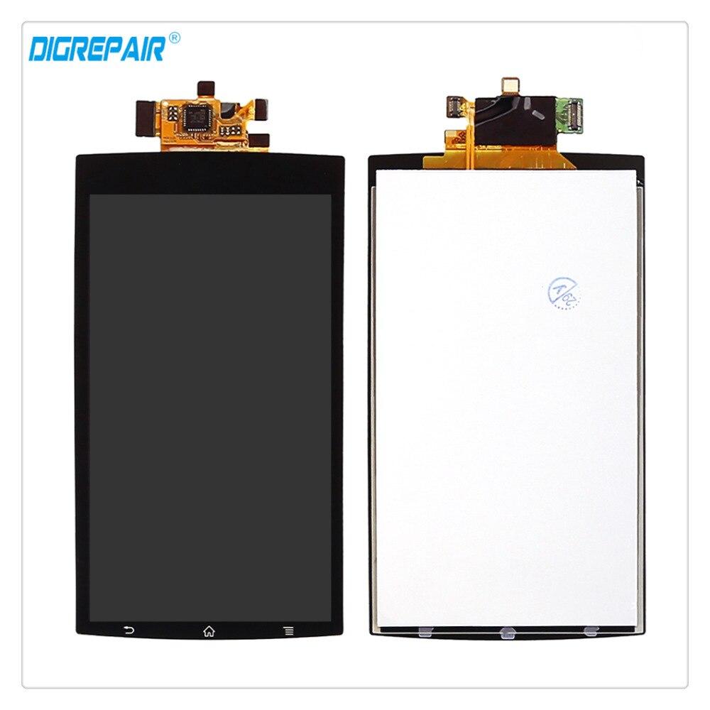 A + Preto Para Sony Ericsson Xperia Arc S LT18i LT15i X12 Smartphone Display LCD Digitador Toque Substituição Assembleia Tela partes