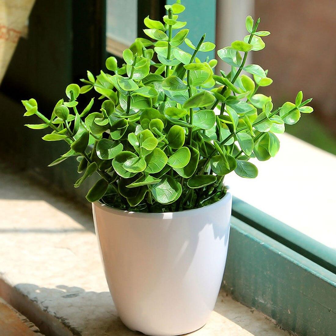 Festliche & Party Supplies Haus & Garten Frank Beste Verkauf Verschiedene Künstliche Pflanzen Lotus Landschaft Dekorative Blume Mini Green Fake-anlage Garten Anordnung Decor