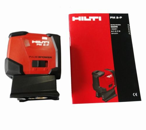 Hilti Point | Laser | Vertical Collimator Vertical Point Meter | Hilti PM 2-P