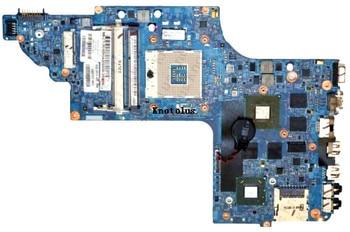 682173-501 682173-001 For HP DV6 DV6-7000 DV6T-7000 laptop motherboard 650M1GB ddr3 Free Shipping 100% test ok
