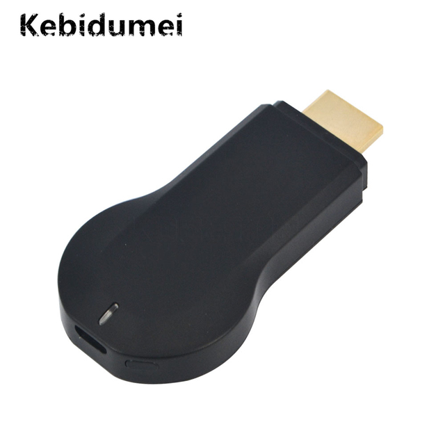 US $11 38 29% OFF|Kebidumei M2 Smart TV Stick Dongle DLNA Air paly WIFI  Media Player 1080P for Windows iOS Android Ipush for Google Chromecast-in  TV