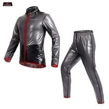 WOSAWE гоночный дождевик мотоциклетный Райдер дождевик наборы многофункциональные комплекты одежды для мотокросса мотоцикл Дождевик костюмы для мужчин
