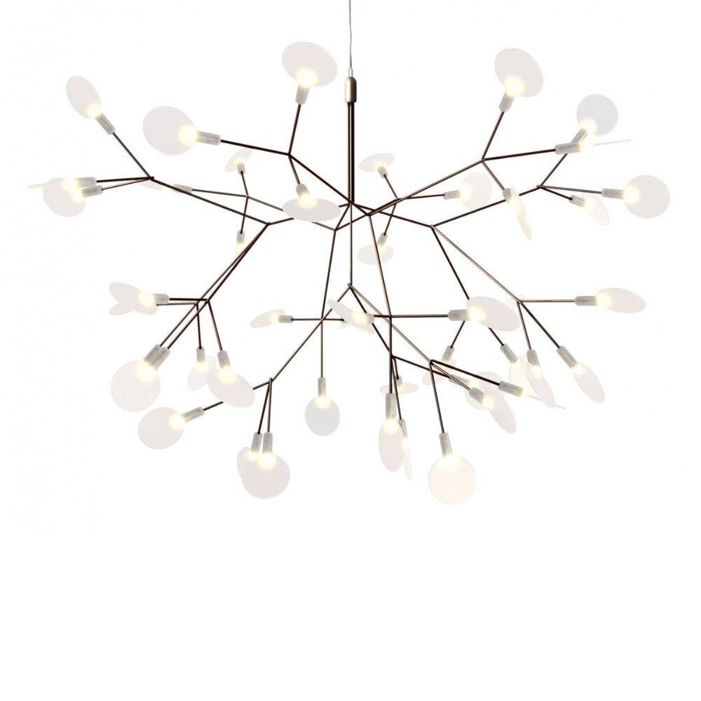 Heracleum Small Pendant Lights Firefly Warm White Pendant Lamp For Living  Room Restaurant Office Lighting Fixtures