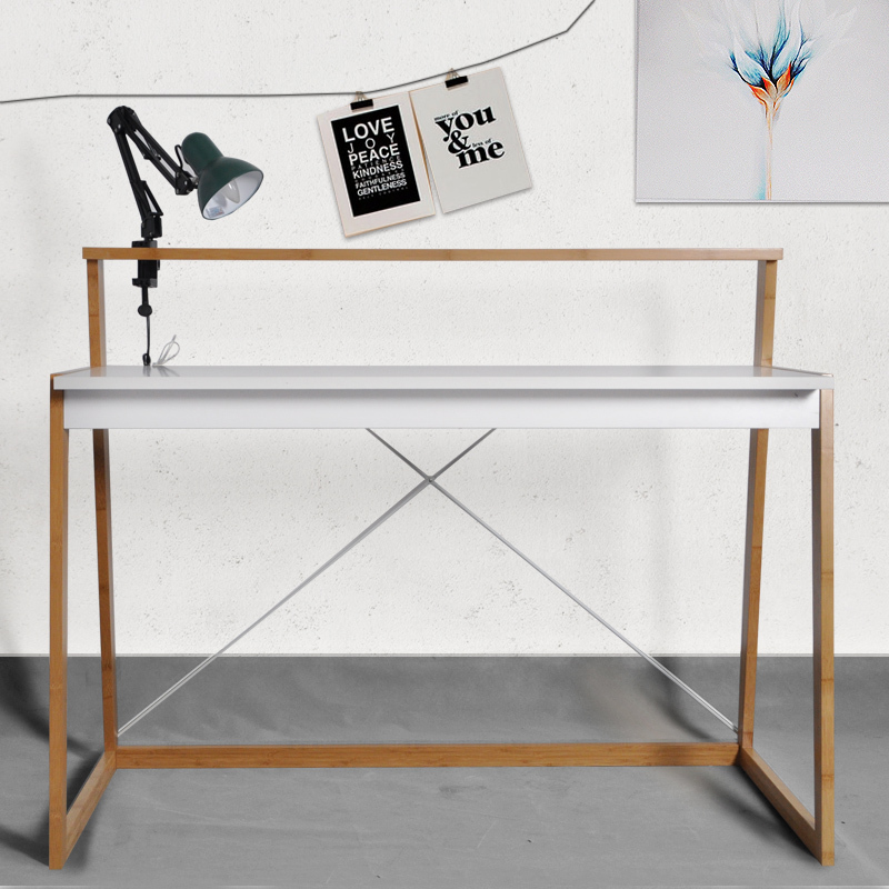 Nordic IKEA IKEA Style Wood Desk Desk Study Desk Computer Desk Designer  Office Furniture Shipping In Computer Desks From Furniture On  Aliexpress.com ...