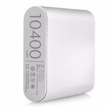 10Pcs 5V 2.1A USB Power Bank Case Kit 4X