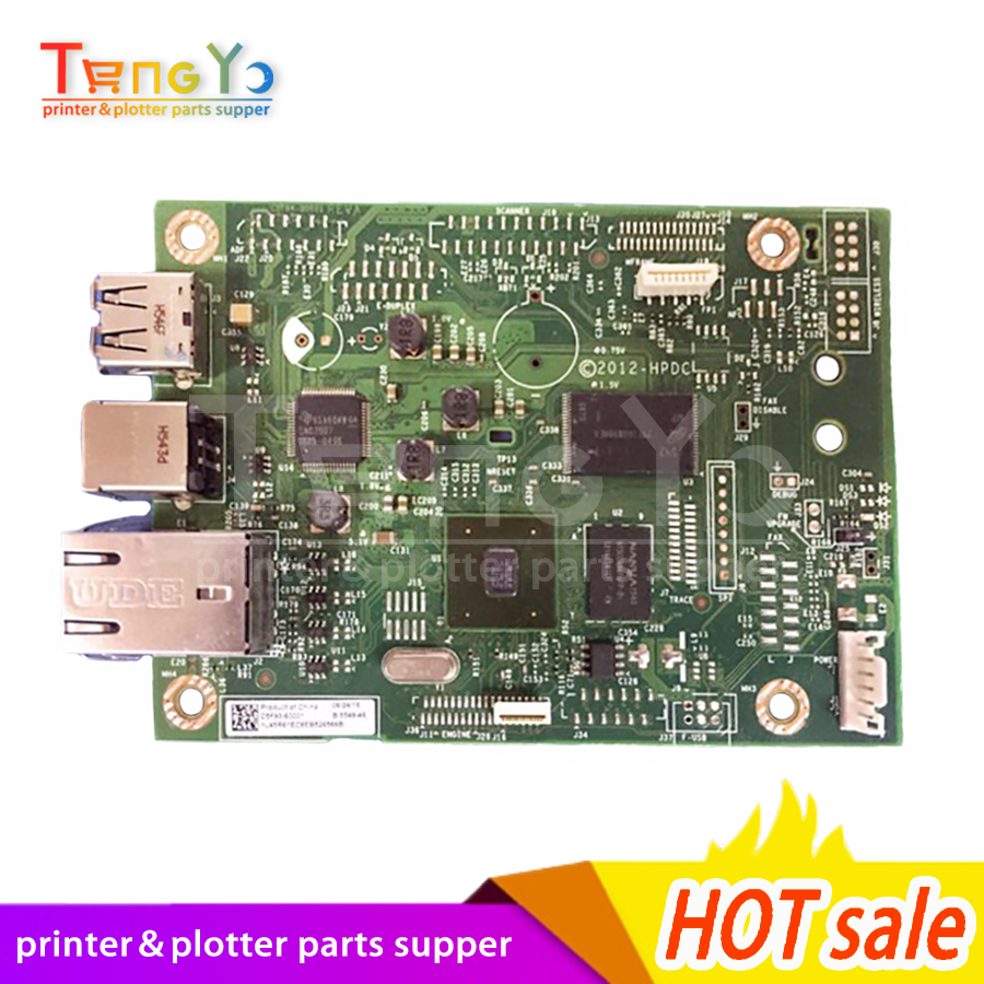 90% New Original formatter board for HPM402 LaserJet M403 C5F93-60001 Mainboard/ Formatter Board/ Logic Board/Main Board free shipping original cf387 60001 formatter board for hp m475 m476 m476dn 476dnw mainboard formatter board logic board
