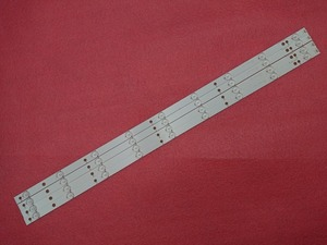 Image 2 - 4pcs LED רצועת תאורה אחורית עבור Sony KDL 40R350D KDL 40R350B 40PFT5300 40PFT5655 40PFK4509 40PFH5300 40D3505T 40pft4309 40PUT6400