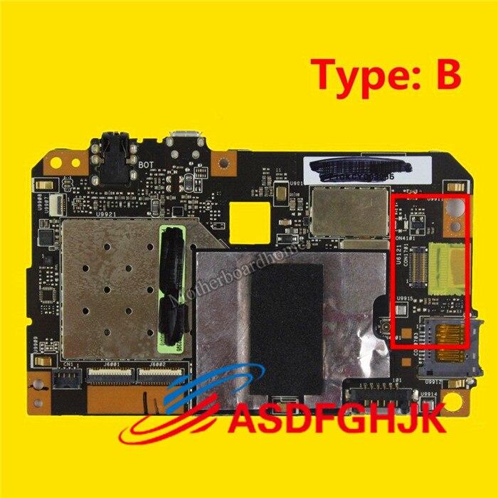 POUR ASUS Memo PAD ME17 ME173X 16 gb Tablet PC Carte Mère CARTE LOGIQUE REV1.3G entièrement testé