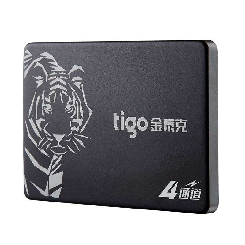 Tigo SSD 480GB SATA3 2.5 inch Internal Solid State Drive for Desktop Laptop PC Hard Drive Disk 480 gb