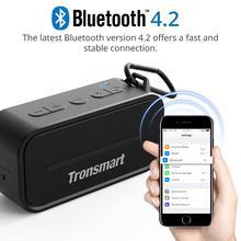Tronsmart элемент T2 Bluetooth 4.2 открытый водонепроницаемость портативный динамик и мини-динамик для IOS Android Xiaomi смартфонов