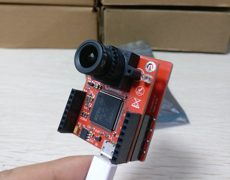 Openmv STM32 Development Board, Machine Vision, Color Recognition, Face Tracking, Optical FlowOpenmv STM32 Development Board, Machine Vision, Color Recognition, Face Tracking, Optical Flow