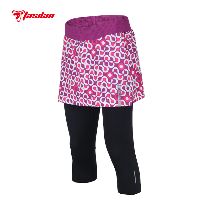 3/4 Tights Padded Bike Shorts