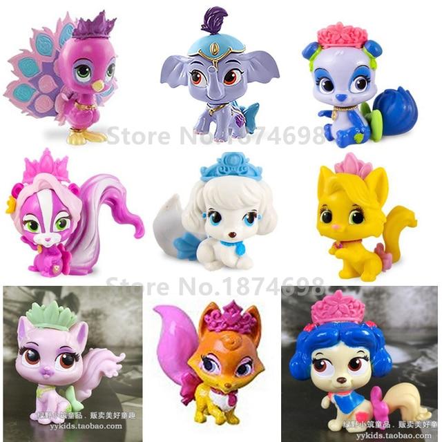 Palace Pets Princesas Mascotas y Feliz t