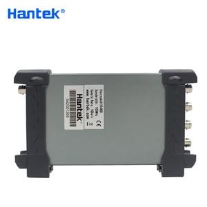 Image 5 - Hantek 6104BD USB Oscilloscopes 4 ช่อง 100Mhz Osiclloscope ดิจิตอล PC Based Osciloscopio + 25Mhz สัญญาณ Generator