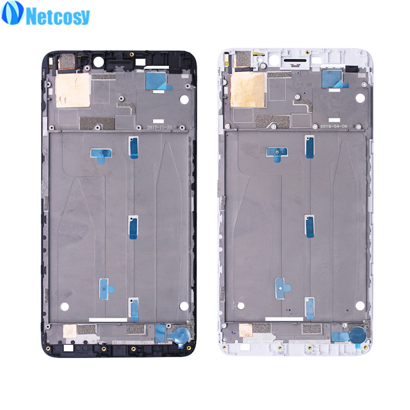 Netcosy Middle Frame For Xiaomi Mi Max2 Max 2 Front Housing Frame Bezel LCD Panel Faceplace Repair parts For Xiaomi Mi Max 2
