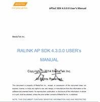 MT7621 MT7628 MT7628 MT7620 RT5350 SDK MTK 4.3.2SDK oficial